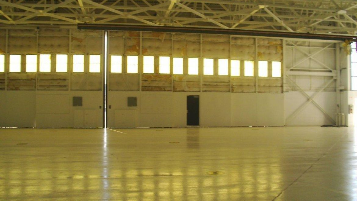 Title: Renovation of Air Craft Hangar Location: Jacksonville, FL Value: $721,332.00 Awarded: 2012