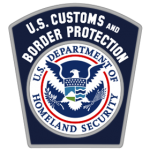 Customs and Border Protection Logo