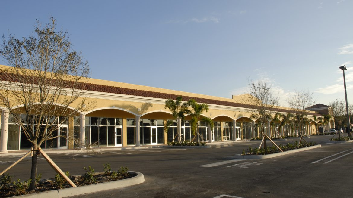 Title: New Shopping Center – Miller Square Location: Miami, FL Value: $3,524,120.00 Awarded: 2011